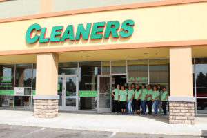 Dry Cleaners, Laundry